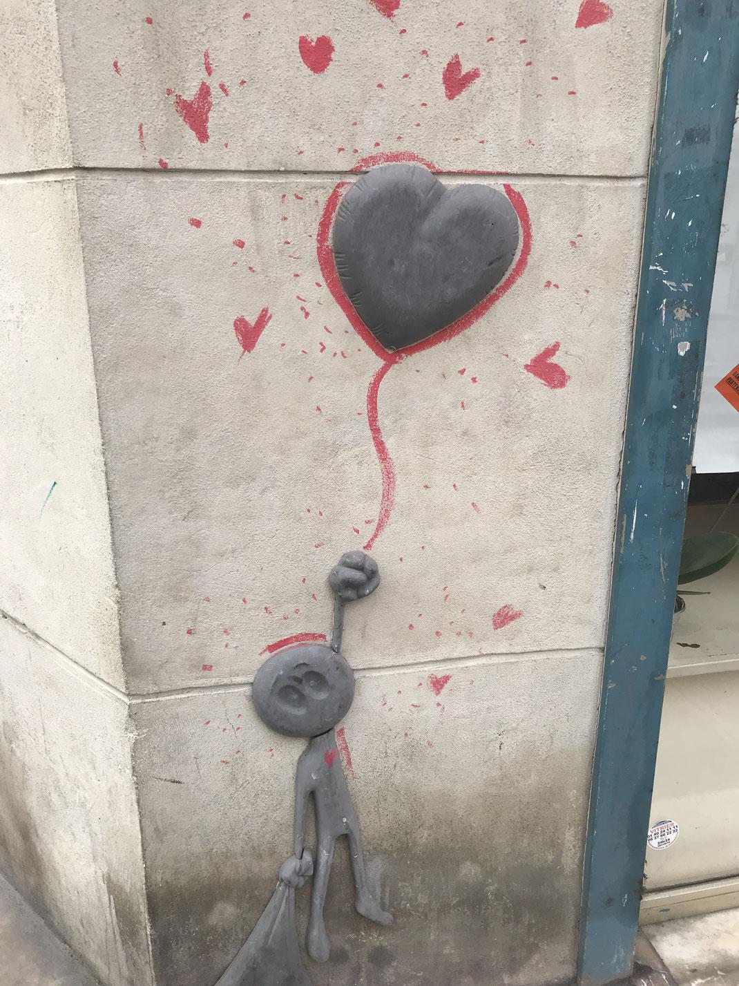 パリで見かけたモチーフ