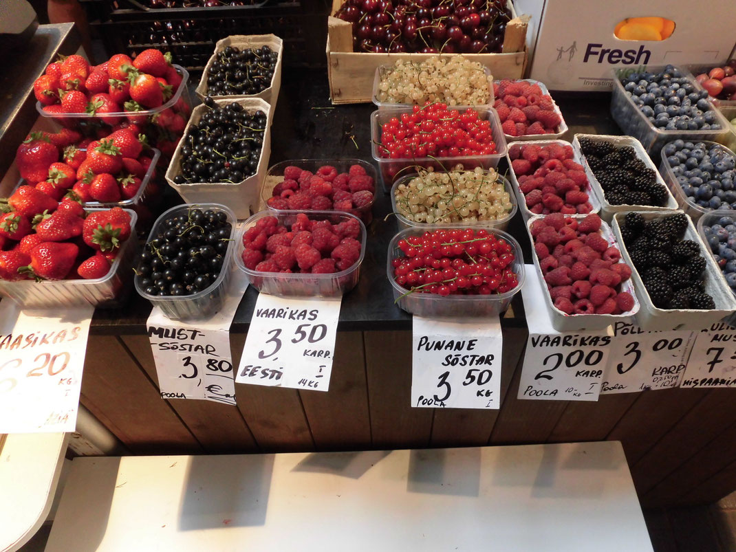 poolaはポーランド産、eestiはエストニア産、量り売り単価です