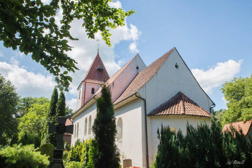 Kirche St. Jürgen zu Lilienthal