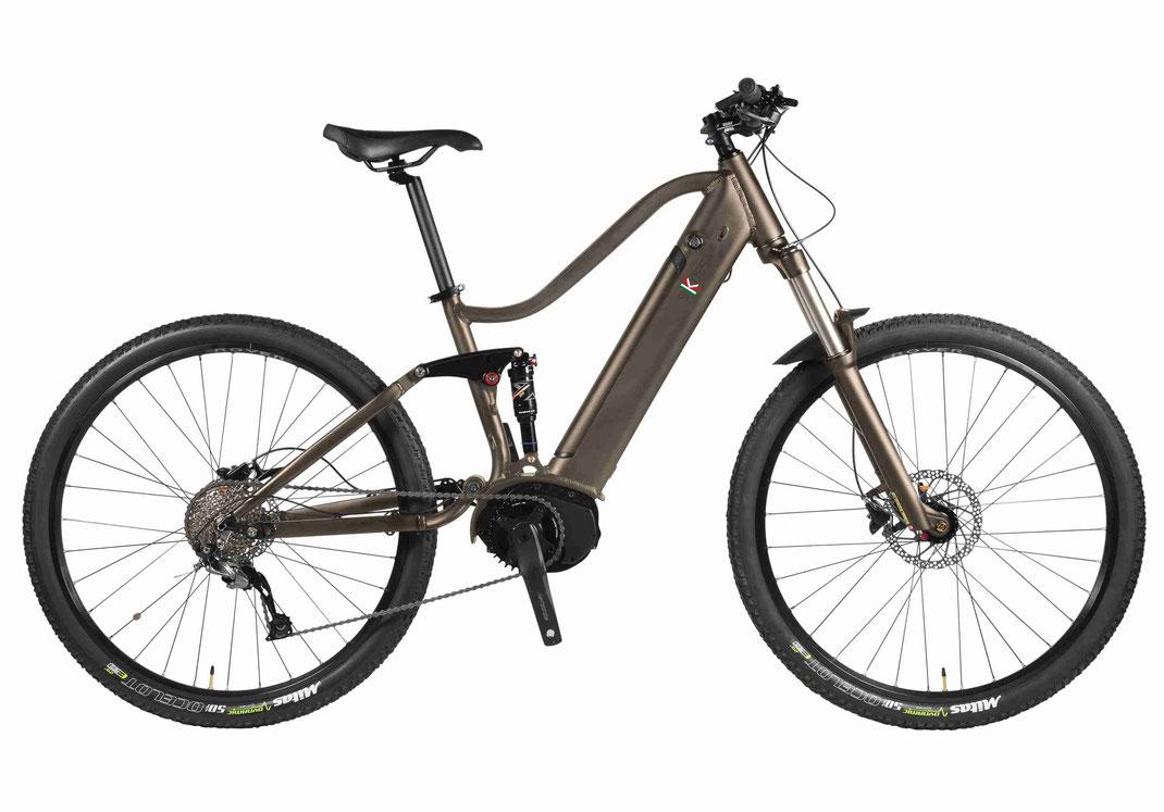 Bici elettrica Skossa 5