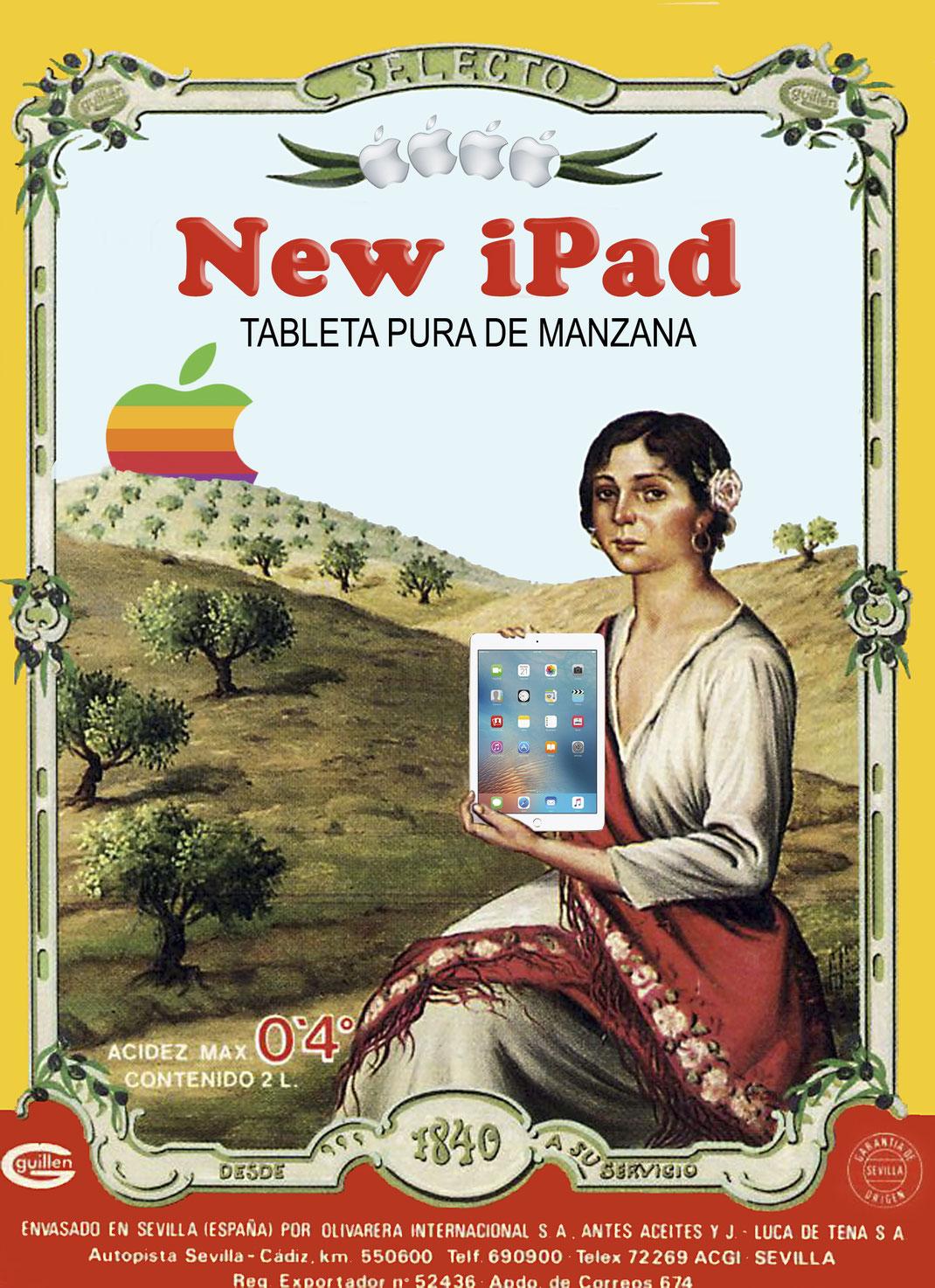 New iPad La Española