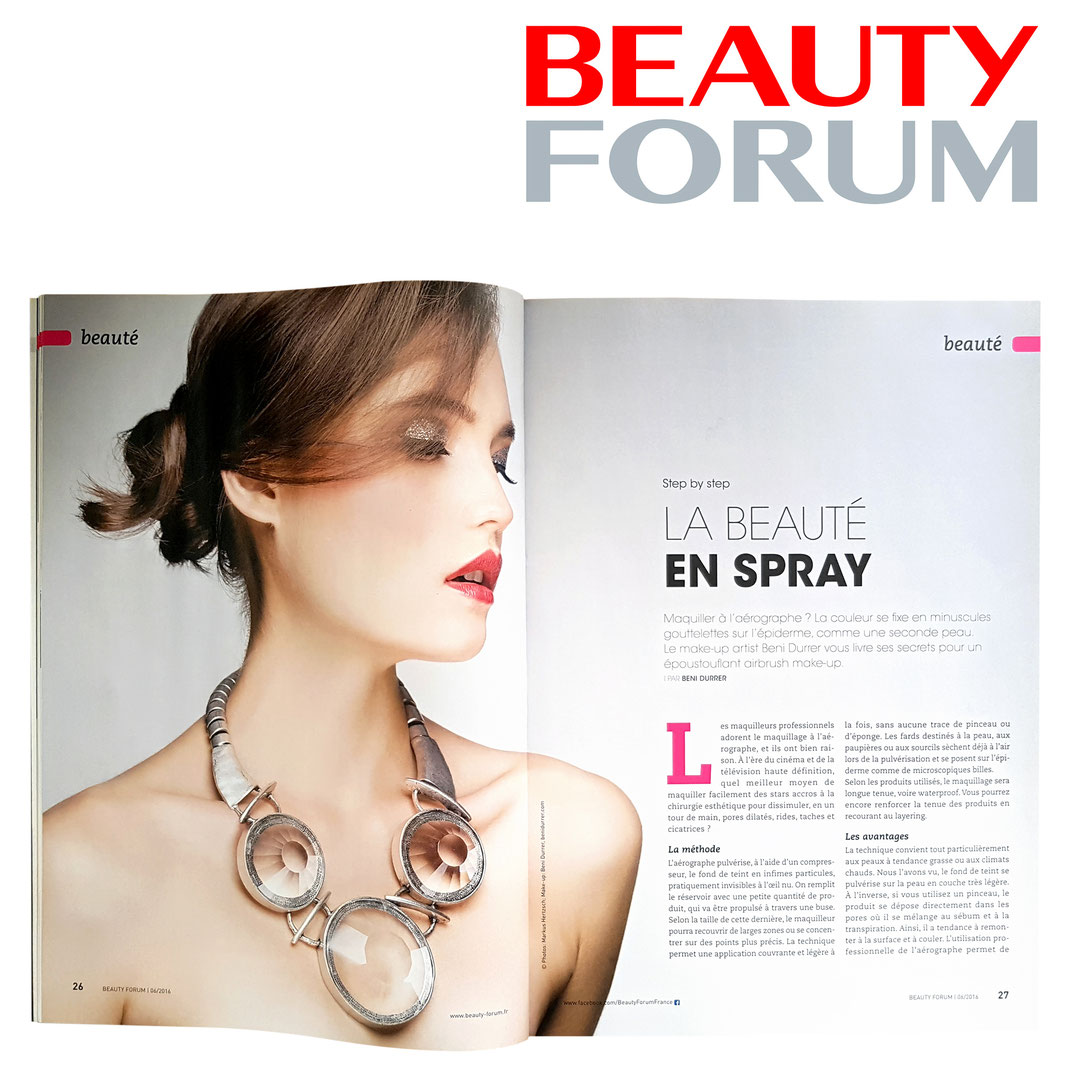 Beautyforum 06 2016 - Markus Hertzsch