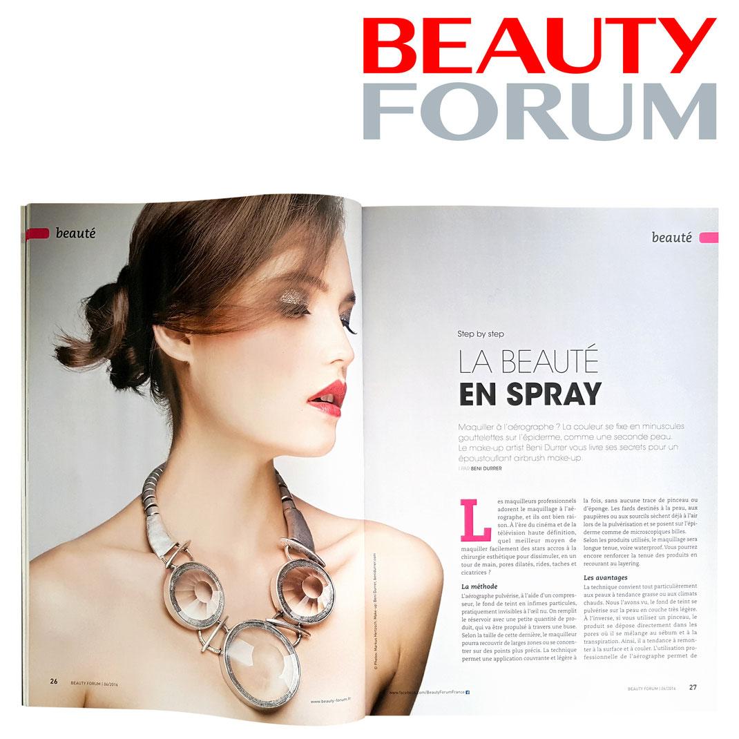 Beautyforum 06 2016 - Markus Hertzsch