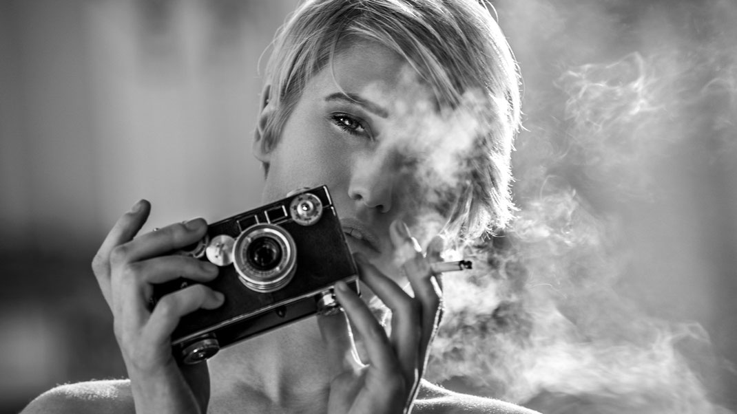 Two Beauties - Charlotte & Argus C3 - Markus Hertzsch - Camera - Girl