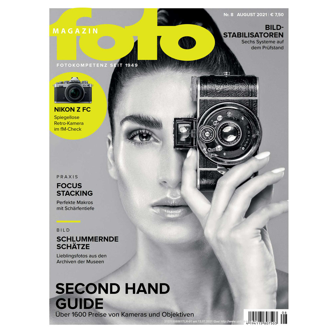 Nude Magazin - Year 3 - Anniversary Issue - 2020 - Markus Hertzsch