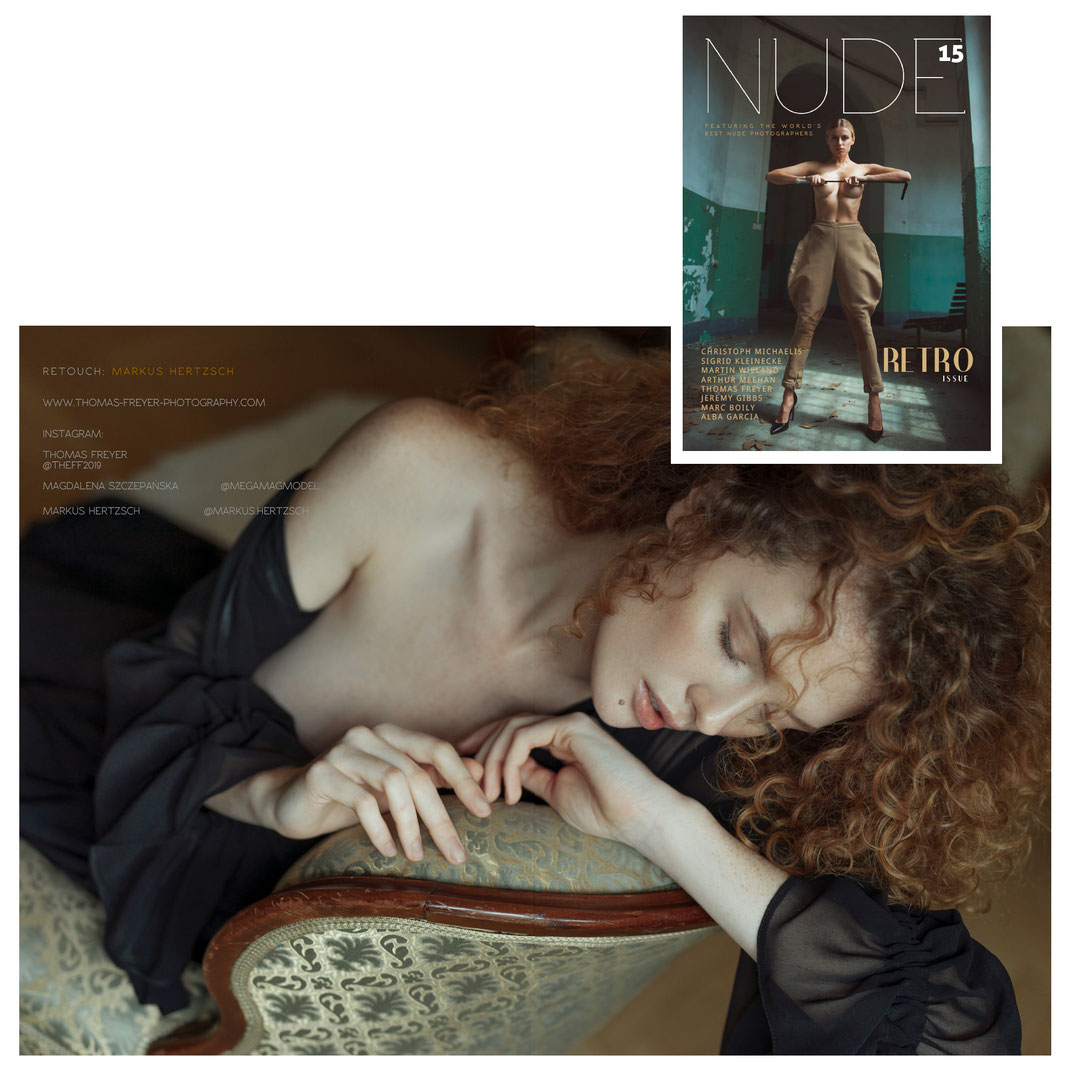 Nude Magazin - Retro Issue 15 - Markus Hertzsch