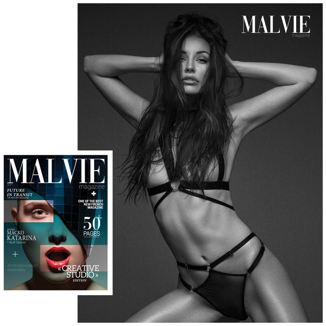 MALVIE Mag - Creative Studio Edition Vol. 28 JUNE 2020