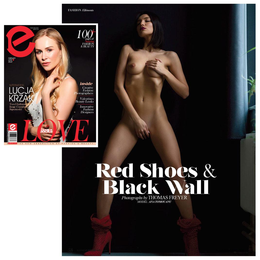 Elléments Magazine 02 2020 (Retouch for Thomas Freyer)