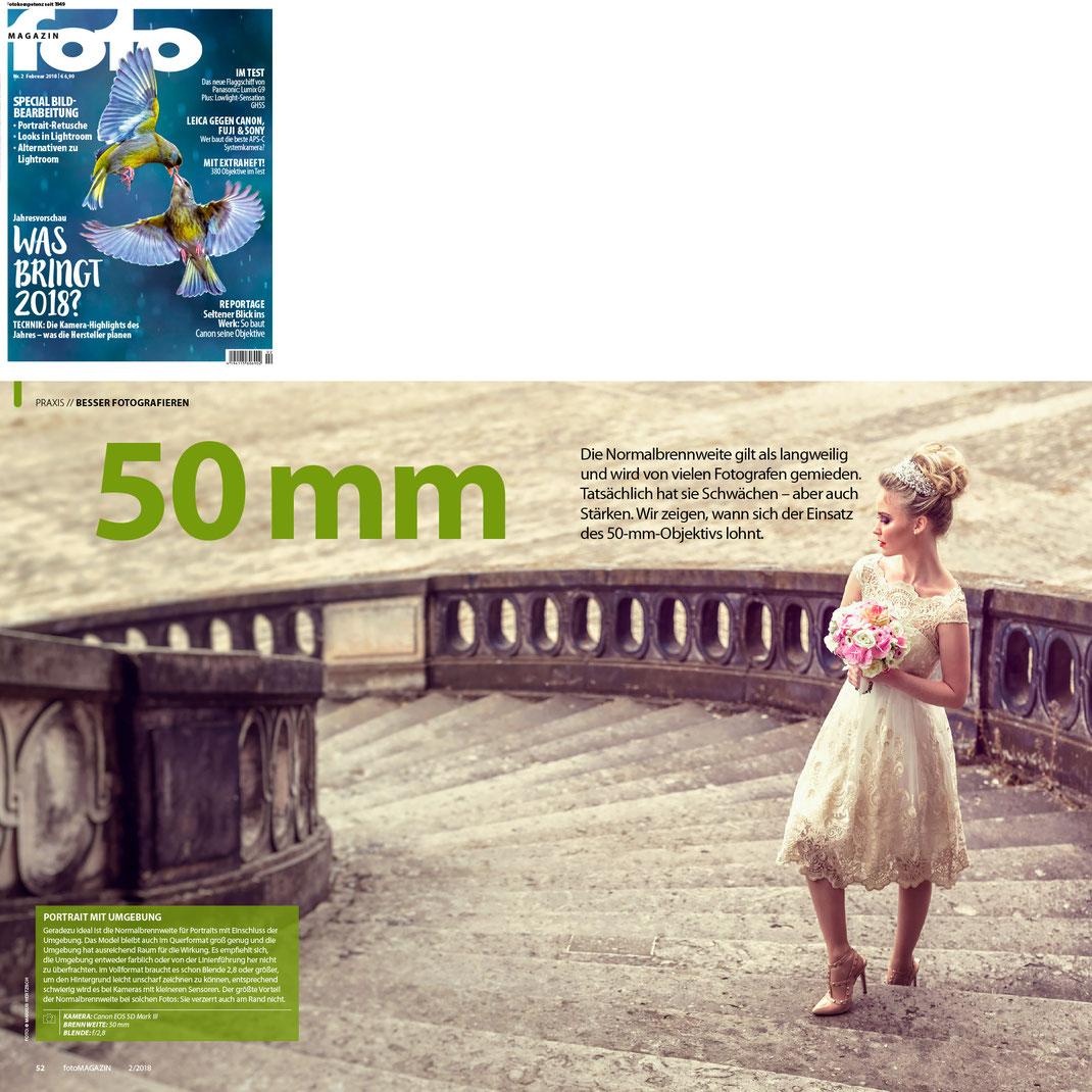 fotoMagazin 02 2018 - Markus Hertzsch
