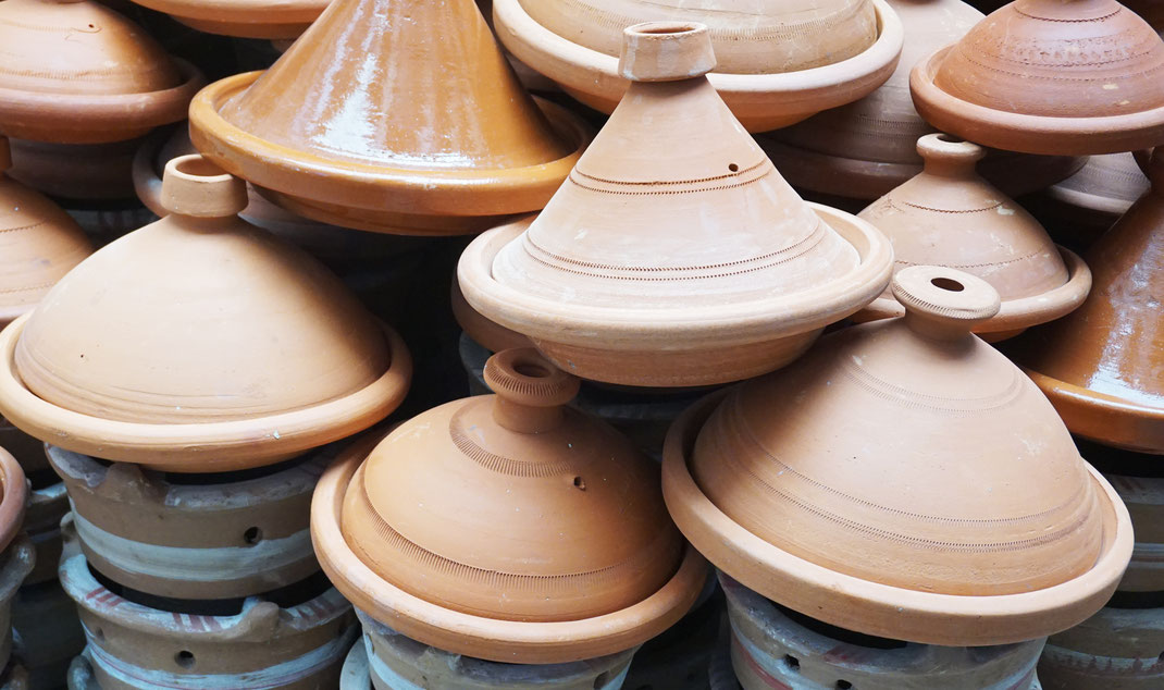 Tajine in all sizes