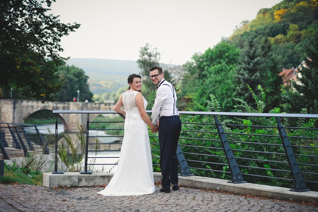 Hochzeitsfoto von Alex und Adam aus Kassel