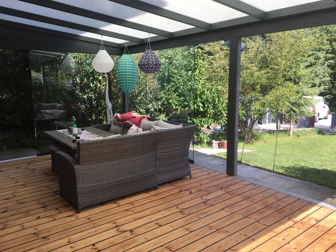 Gartenzimmer Sommergarten