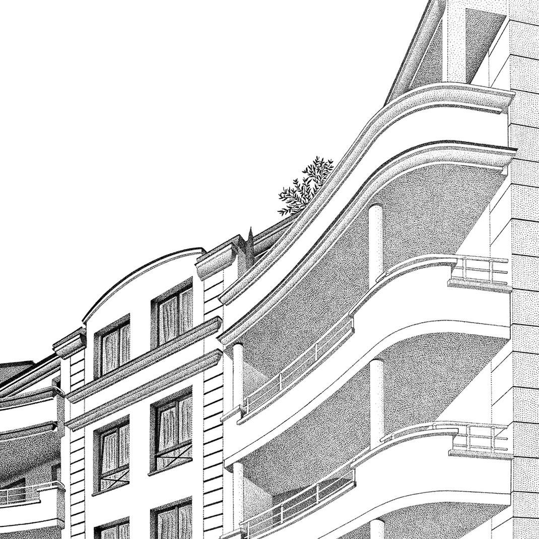 Villa Claudia résidence Patrignani de standing et haut de gamme à Le Perreux sur Marne