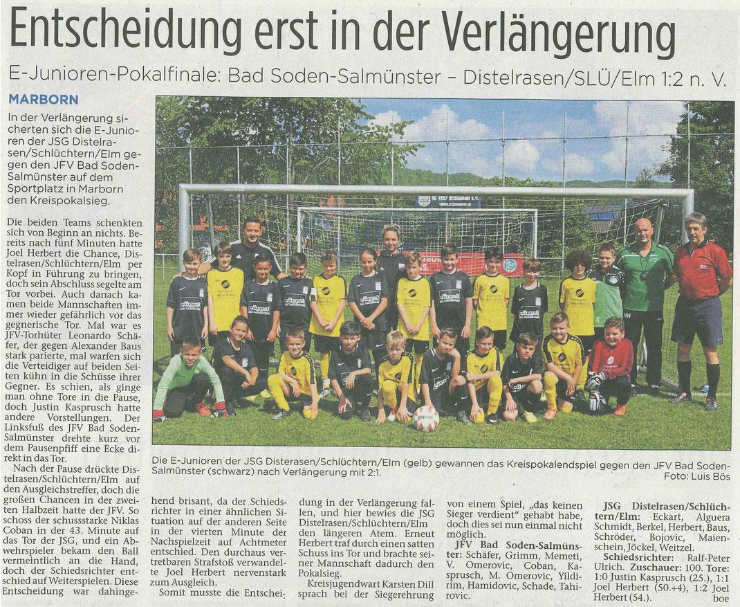 Kinzigtal-Nachrichten 21.5.2019