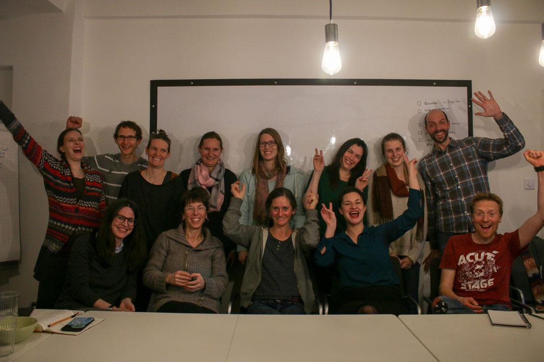 Das Zero Waste Hamburg Team