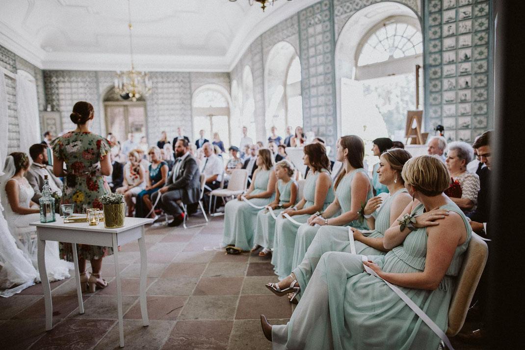 Hochzeit im Weilburger Schloss - www.vundvfotografie.com