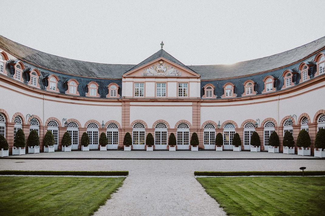 Hochzeit in Weilburger Schloss - www.vundvfotografie.de
