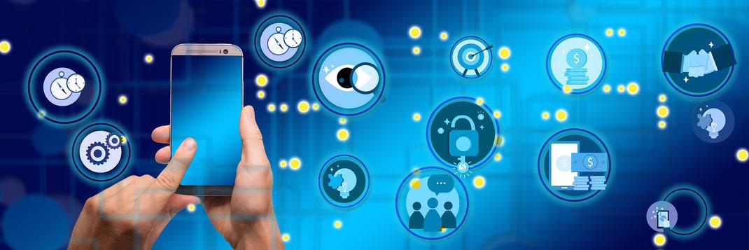 モバイル管理 法人携帯 MDM