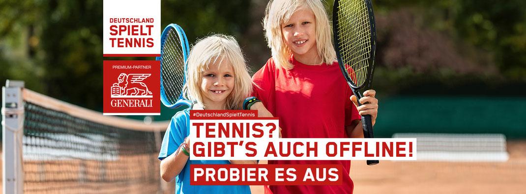 © Deutscher Tennis Bund
