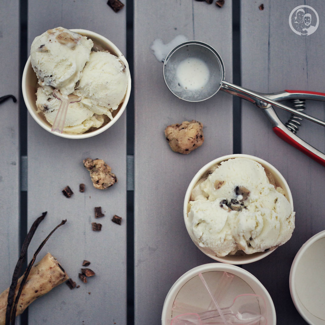 Cookiedough Icecream_Eis_Icecream_Eismaschine Emma_Rezept_Dessert_Eisdessert