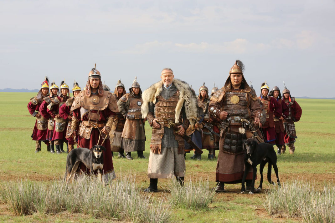 Wolfgang Heichel in Mongolia
