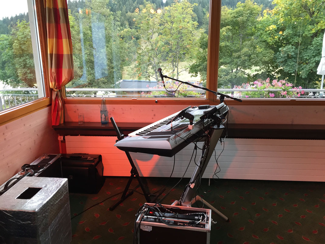 Musik zur Weihnachtsfeier in Stuttgart