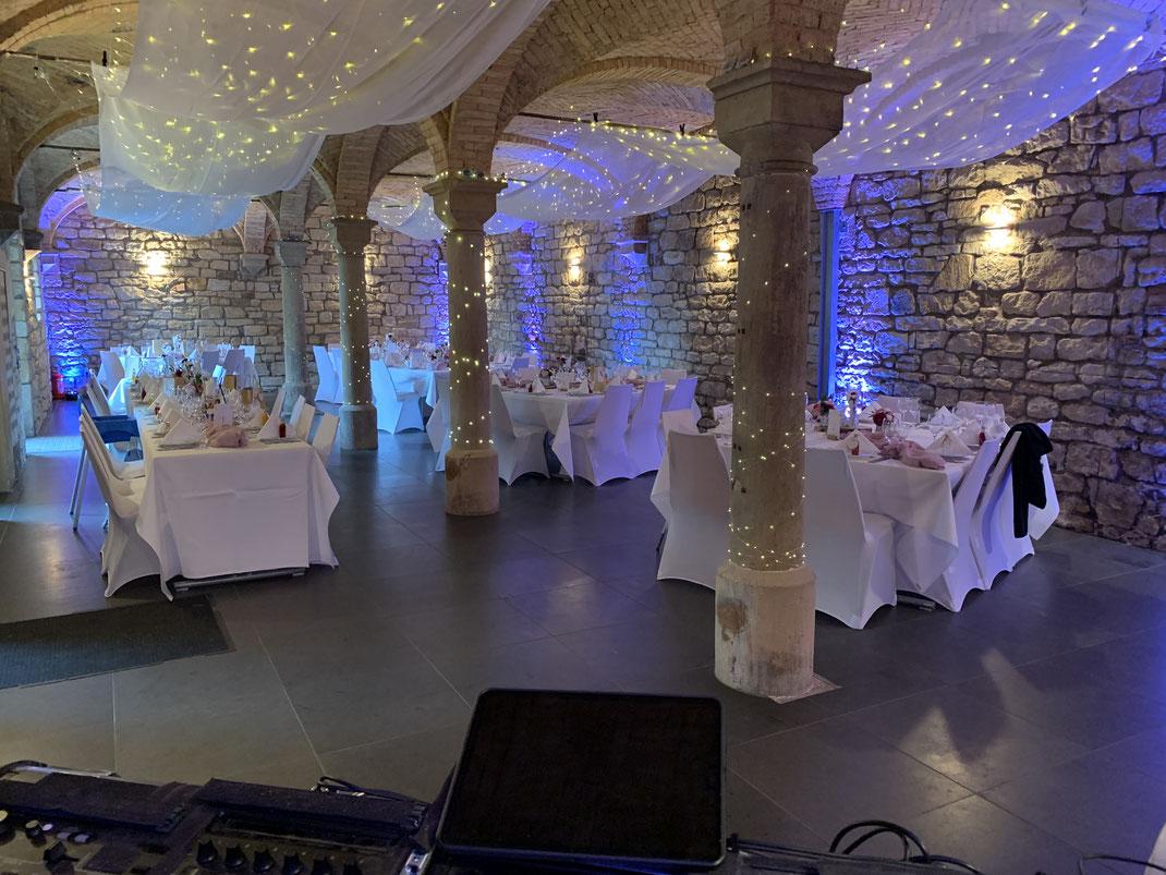 Hochzeitsparty in Löwenstein