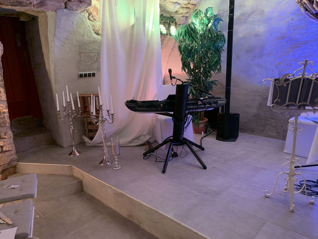 Hochzeit DJ Hessigheim