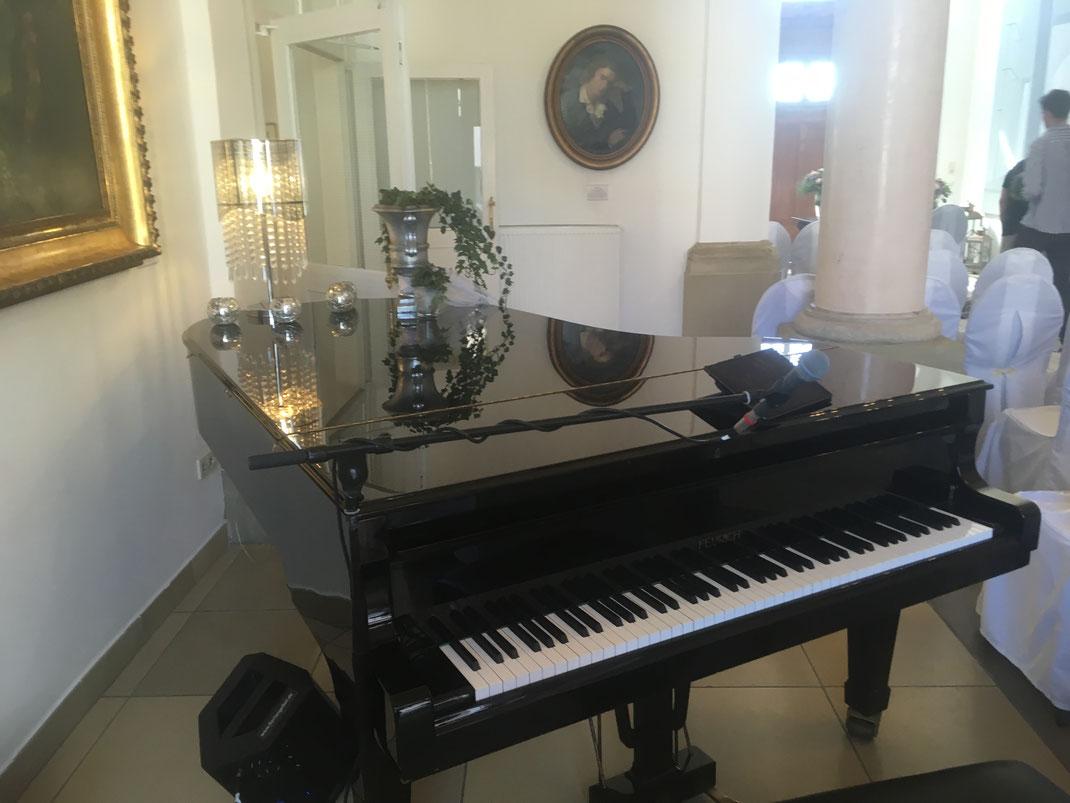 Pianist Florian Geibel für Stuttgart