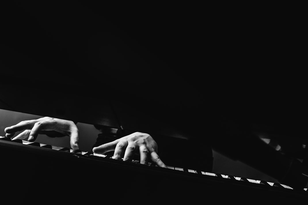 Musiker, Alleinunterhalter, Pianist und Sänger für hochwertige Events