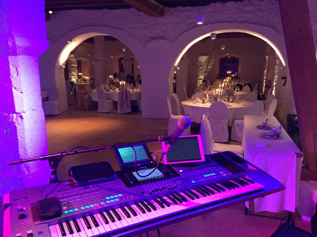 Alleinunterhalter und DJ für den Stuttgarter Raum