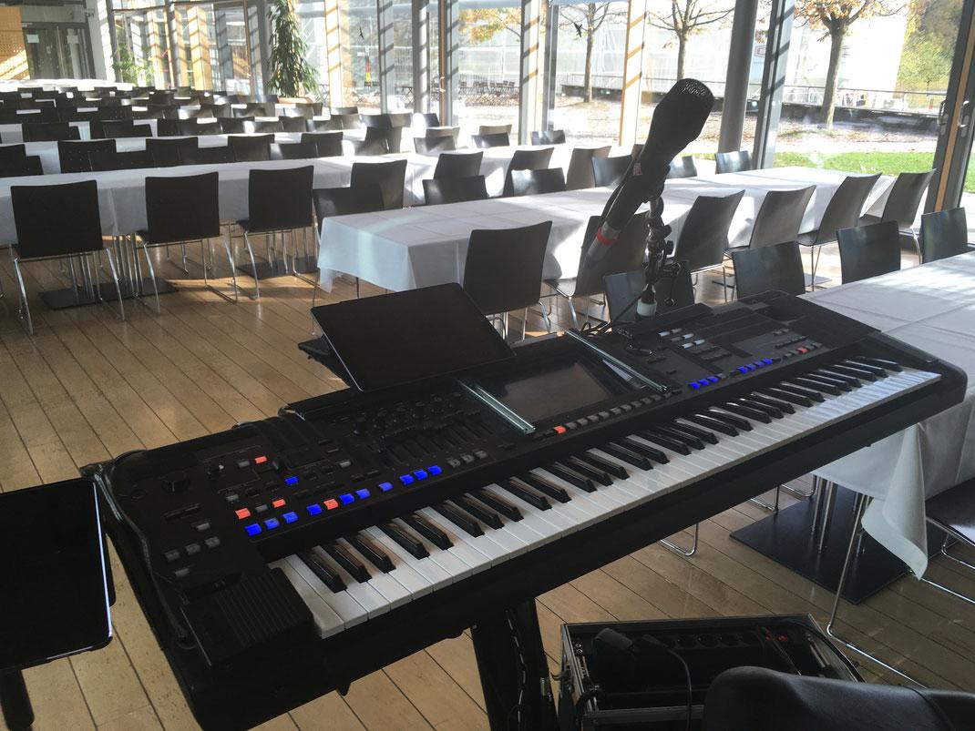 Alleinunterhalter und DJ für den Süden Deutschlands