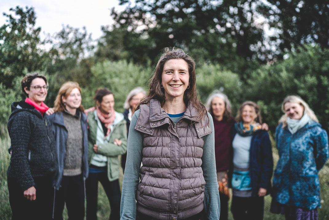 Visionssuche für Frauen Vision Quest Waldzeit Naturritual