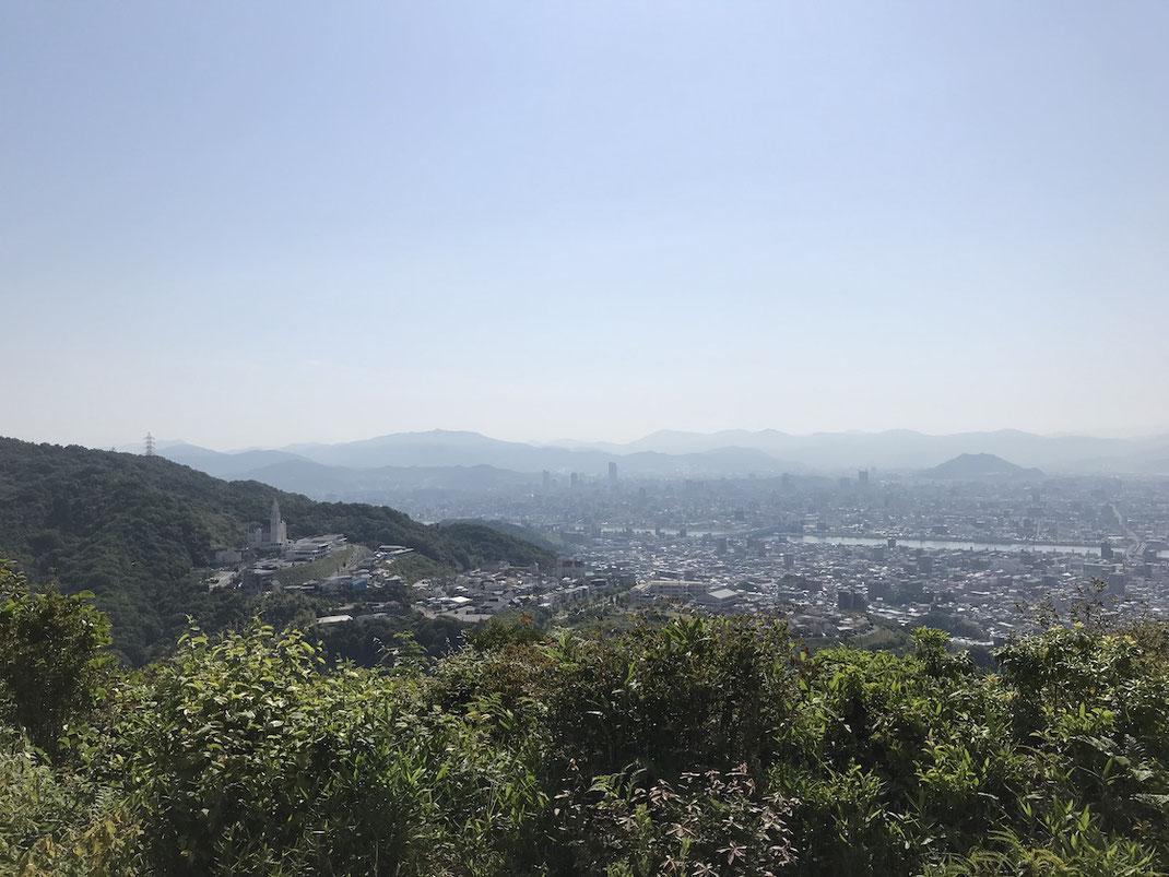 鬼ヶ城山山頂
