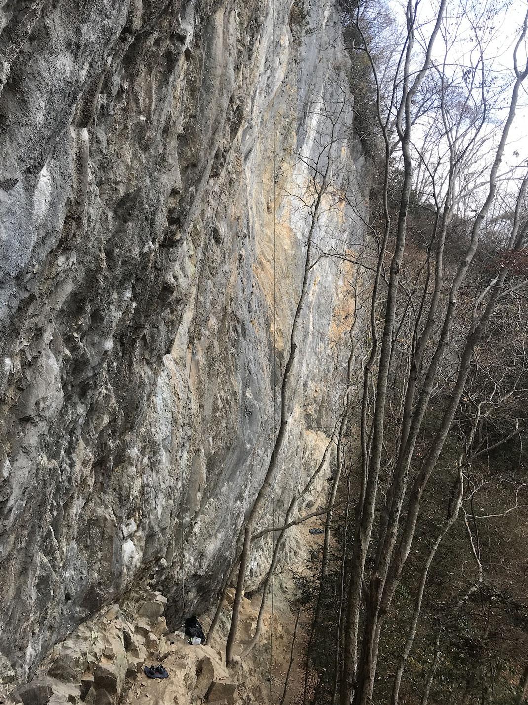 貸切の花子岩
