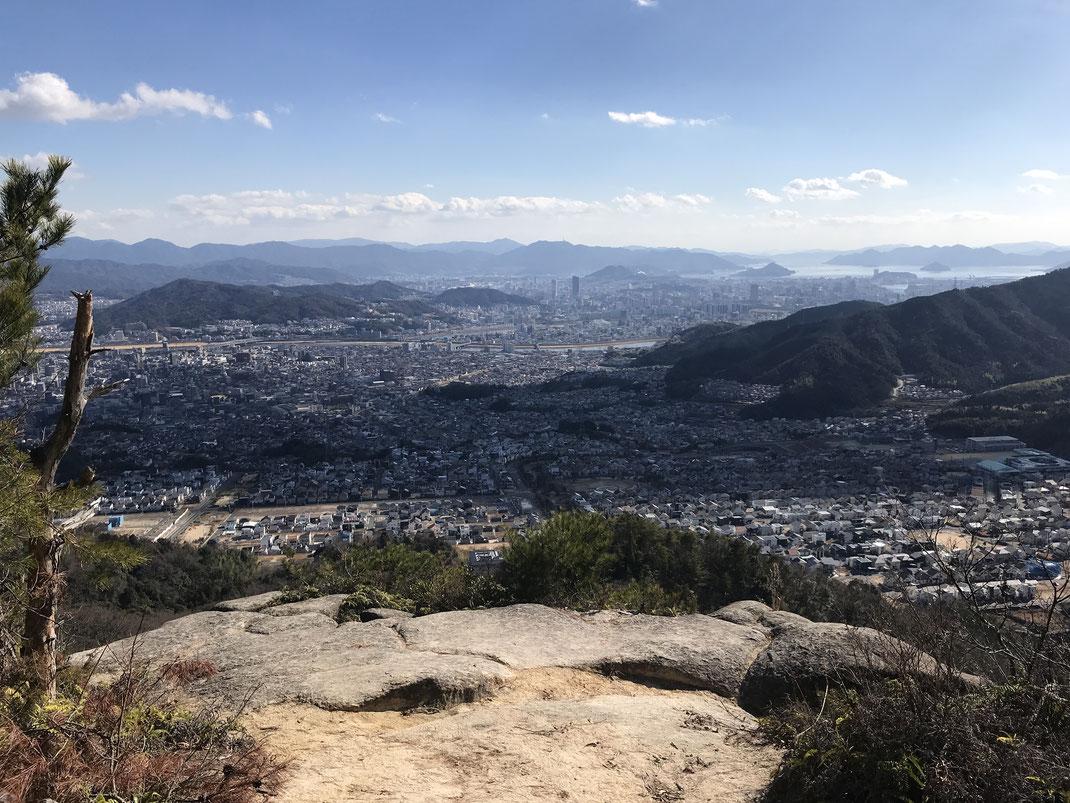火山展望台