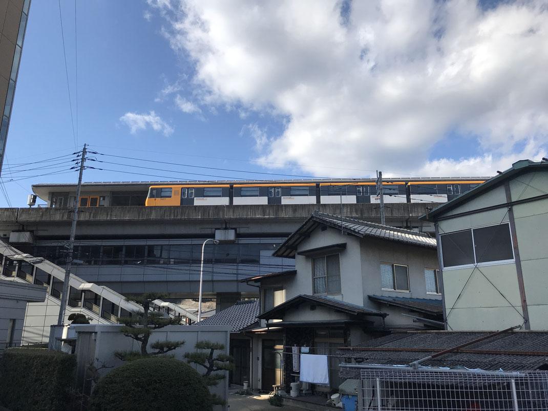 アストラムライン大原駅