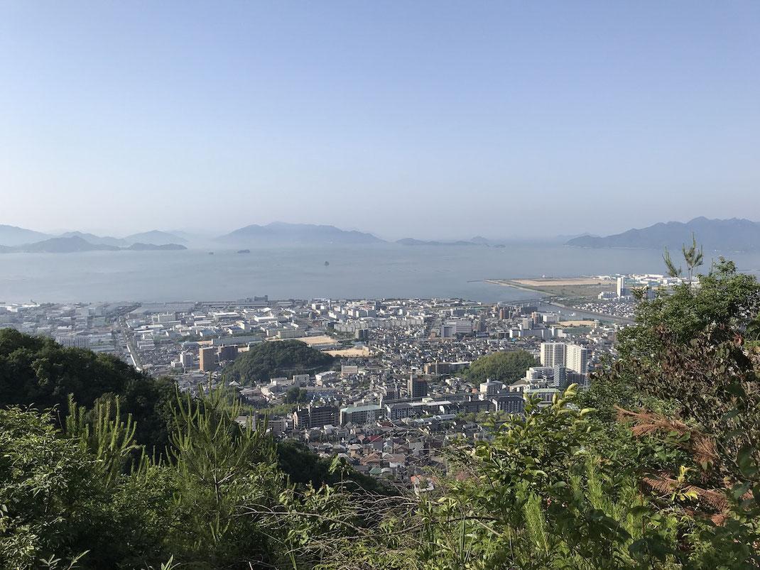 鈴ヶ峰山頂