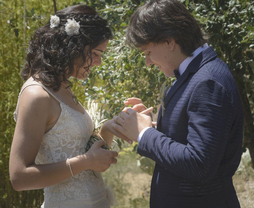 Vestit de núvia: l'Armari d'Eco/ Model: Sara Puig