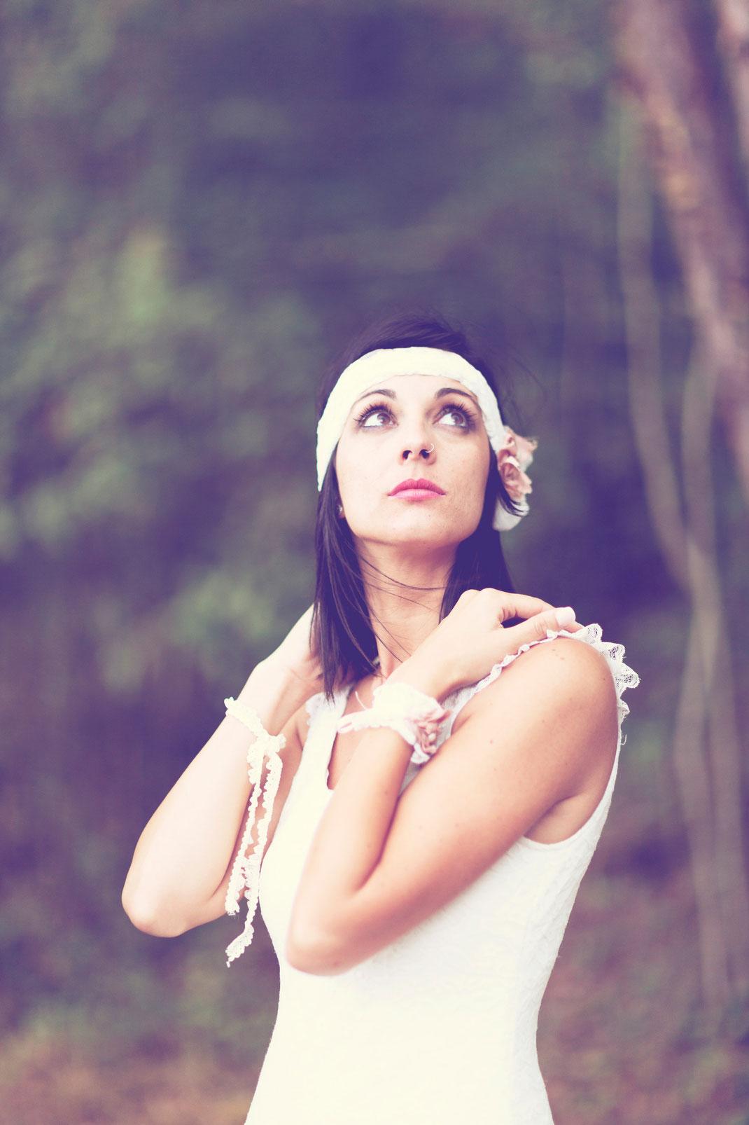 Vestit:l' Armari d'Eco - Model: Anna Obradors - fotògraf: Danny Gibert