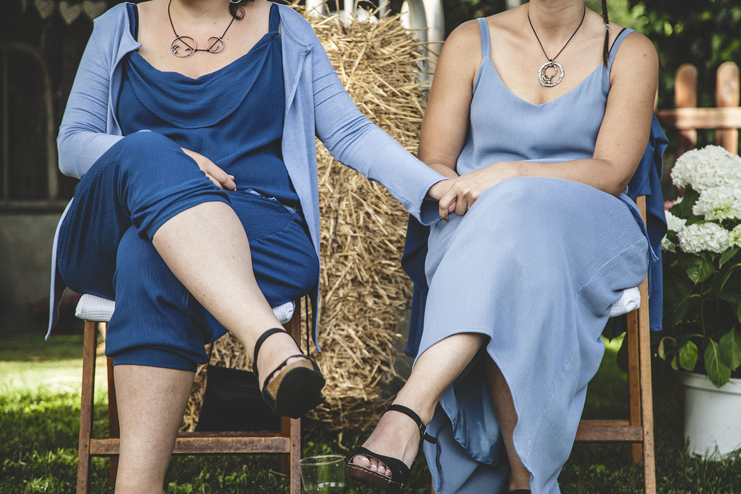 Vestits: l'Armari d'Eco. Casament Àdria i Vero.