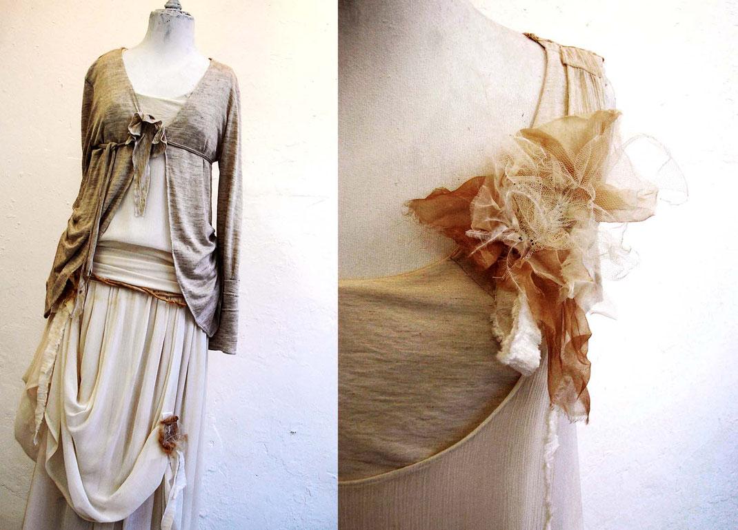 Vestit: l'Armari d'Eco. Model: Gemma