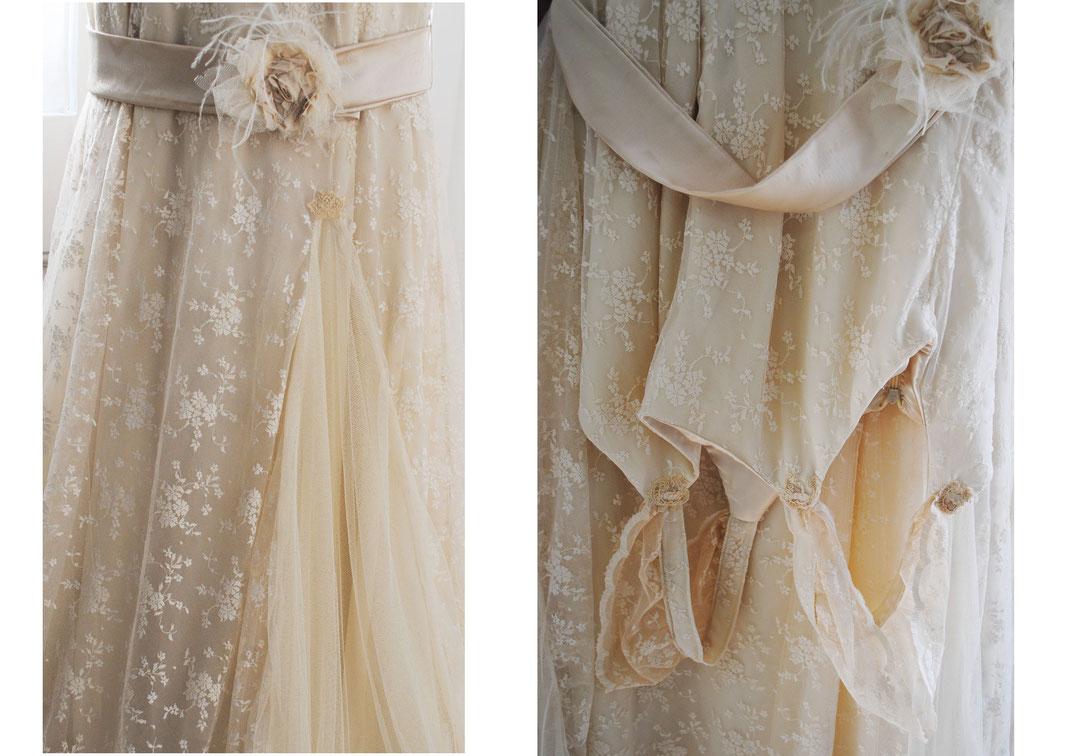 Vestit núvia: l'Armari d'eco. Model: Irina
