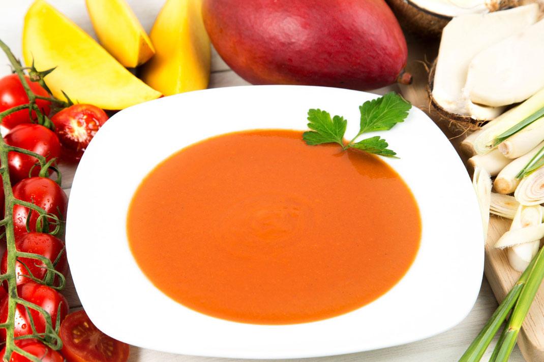 Original Fastensuppenrezept Tomatensuppe