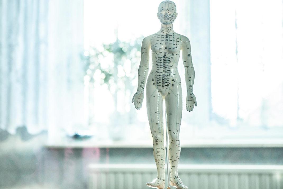 Akupunktur-Technik, TCM und Moxa in der Praxis Dr. Liselotte Hutzel, Bühlertal