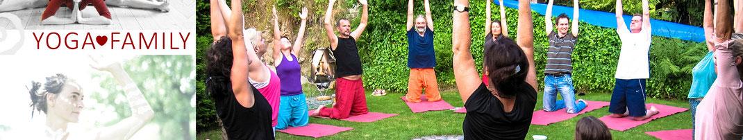 Yoga Room - Yogafamily