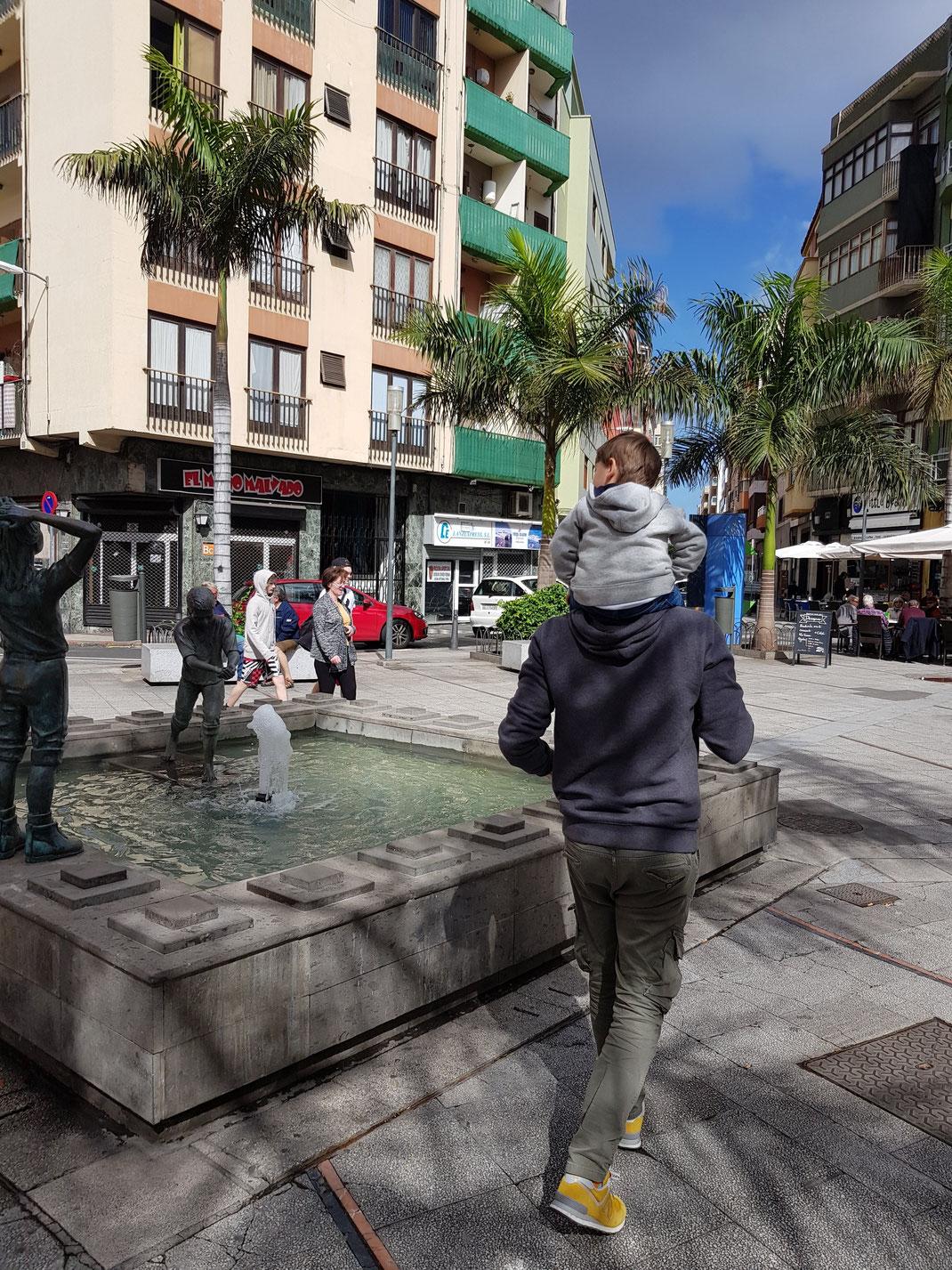 Las Palmas Kleinkind Gran Canaria