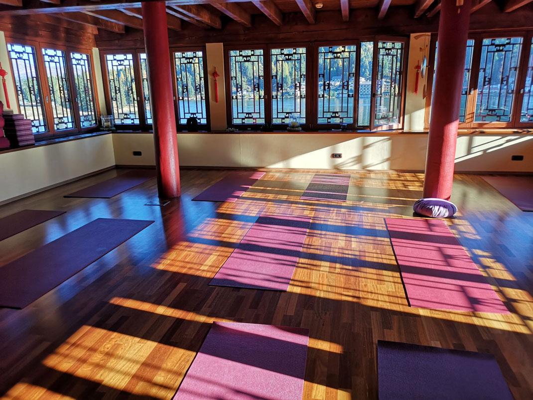 Chinaturm Hochschober Yoga