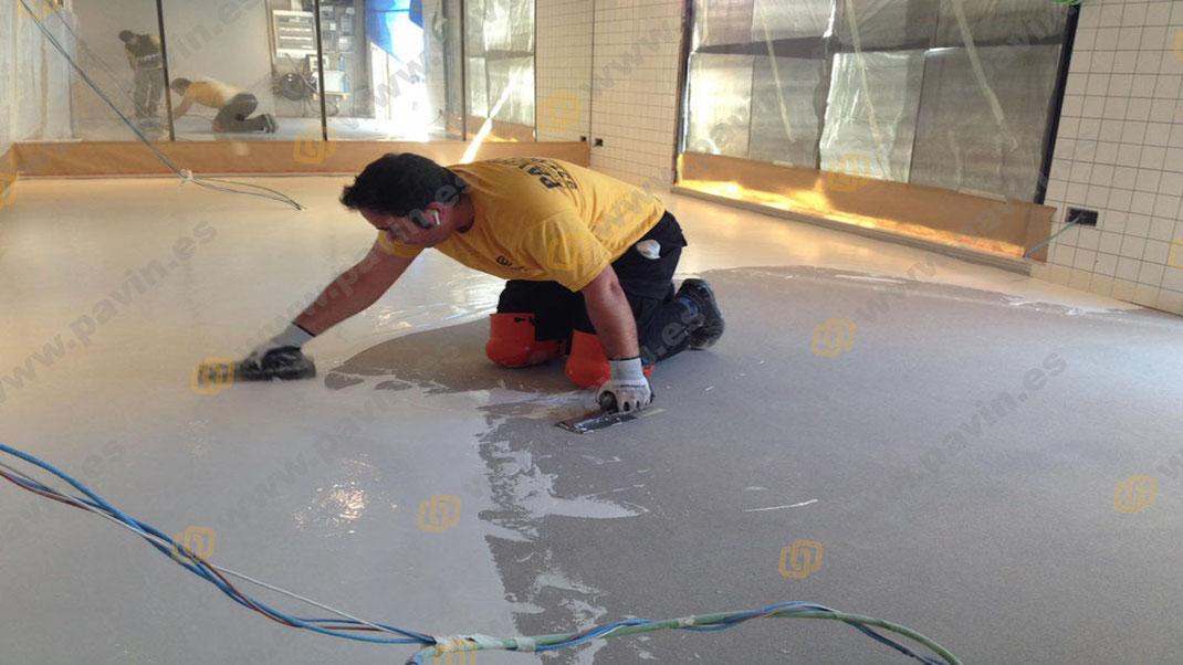 GRUPO PAVIN - Pavimentos industriales | 3 tipos de resina para pavimentos industriales explicados brevemente | PMMA