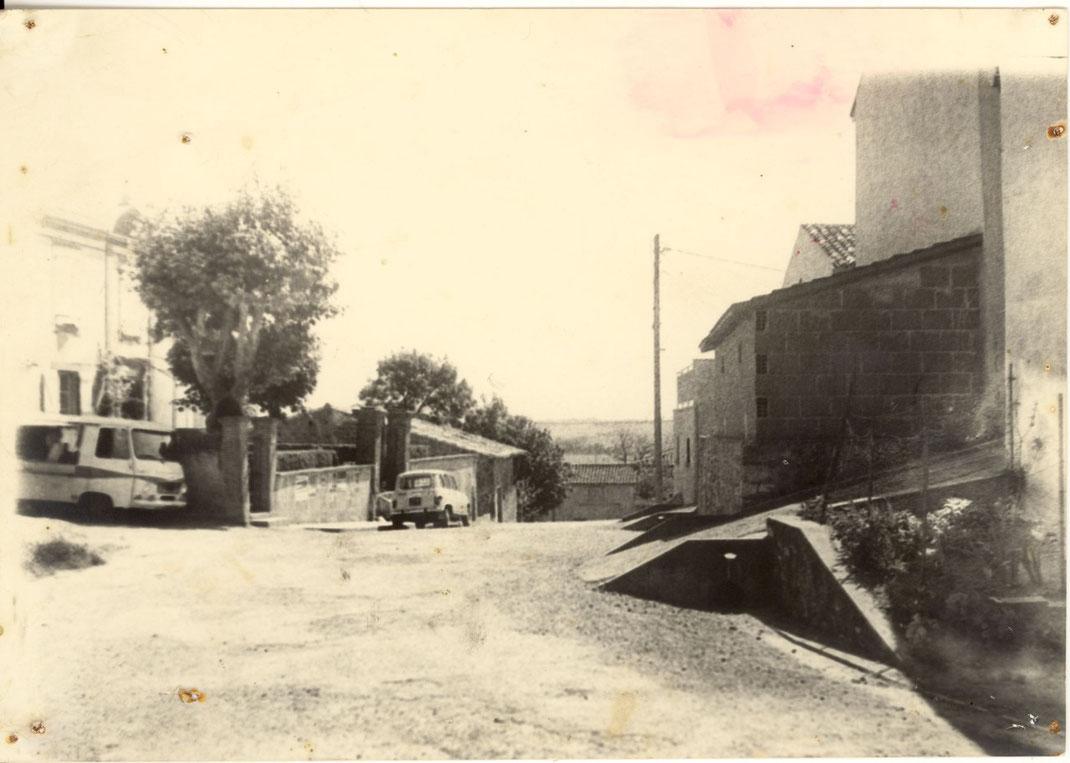 L'entrée de la Mairie